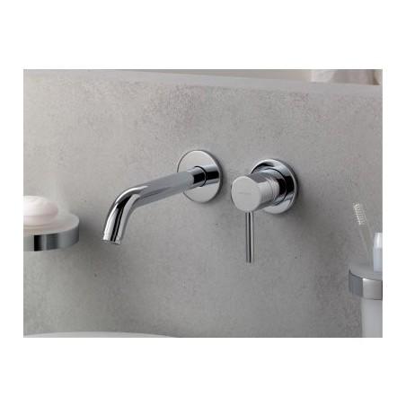 Tvättställsblandare Kludi för inbyggnad i vägg inkl. inbyggnadsdel