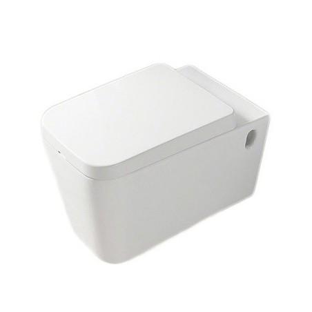 Vägghängd toalettstol  Cubik