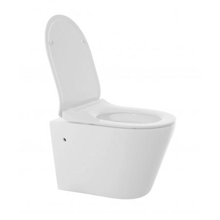 Vägghängd toalettstol  Alan Rimless