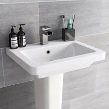 Tvättställ - porslin - Homenordic.com