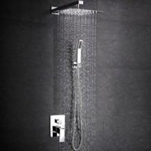 Duschset för inbyggnad